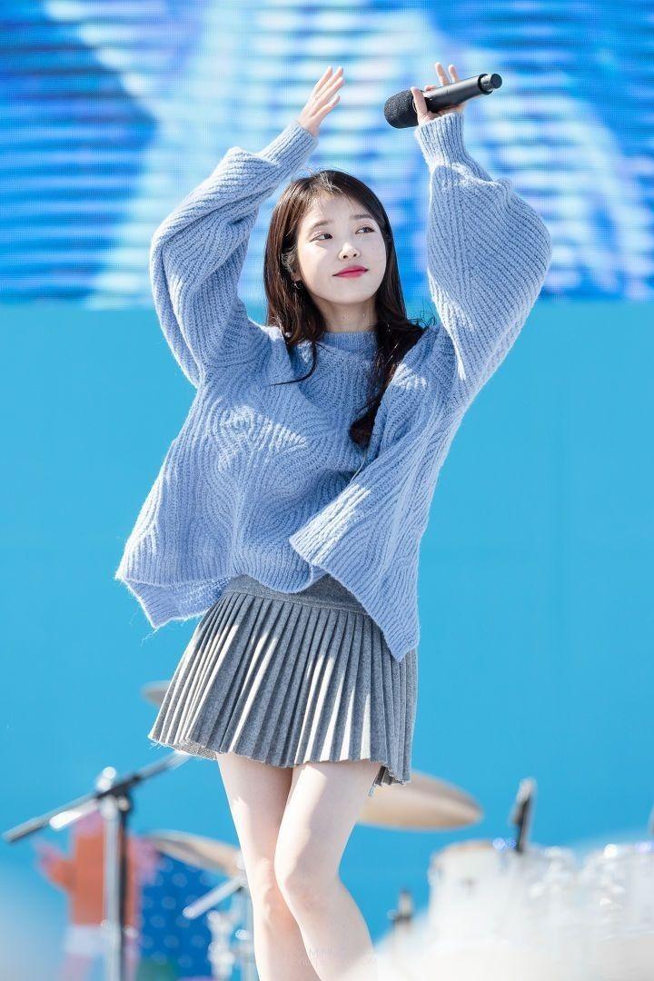 Pin by Sakhumzi thozamile on ≪♥IU¦아이유≫ Girl outfits, Iu