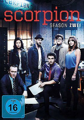 Scorpion Staffel 2 Start