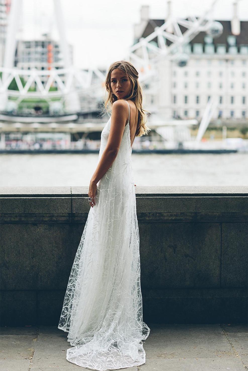 stunning boho wedding dresses by grace loves lace wedding