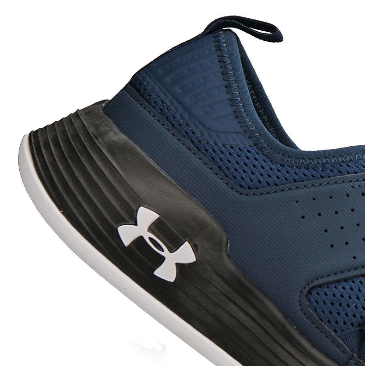 Buty Treningowe Under Armour Showstopper 2 0 M 3020542 414 Granatowe Training Shoes Under Armor Under Armour