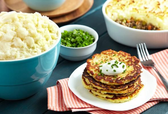 Quatre recettes rapides pour les restes de purée de pommes de terre