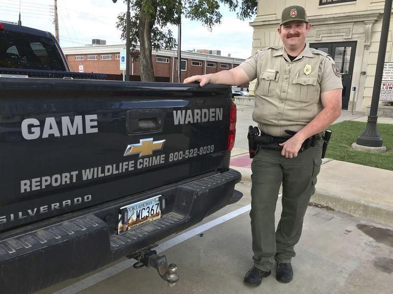 Pin On Game Warden Careers