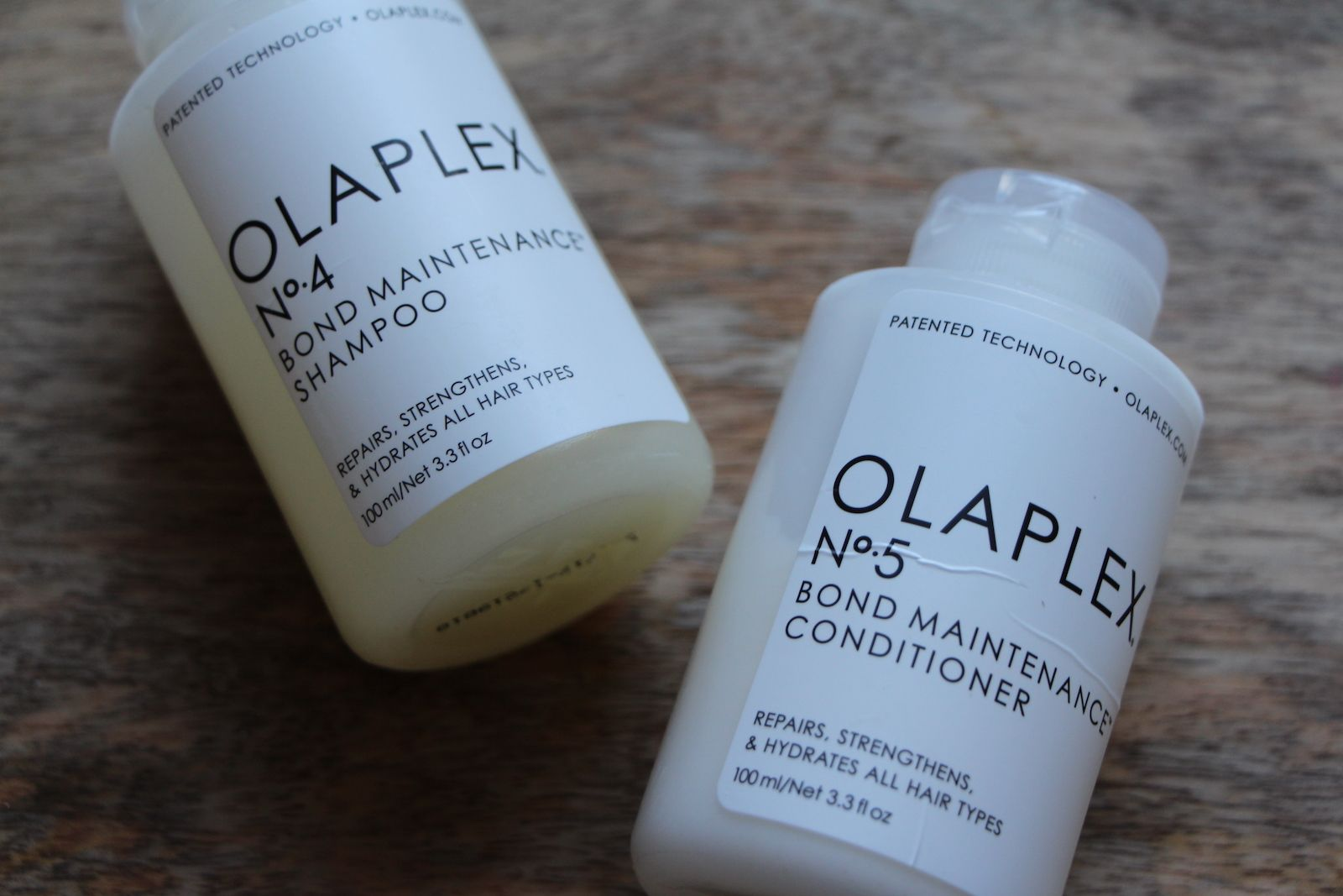 Haircare Review Olaplex Bond Maintenance 4 & 5 in 2020
