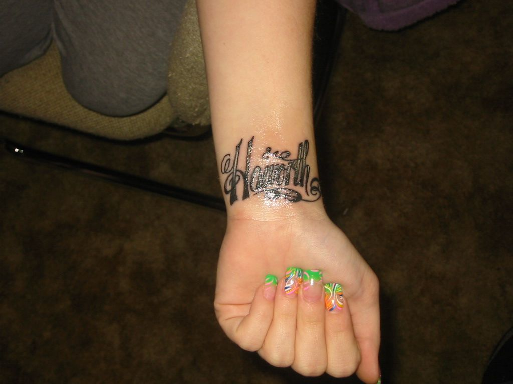 Bracelets wrist tattoos for men - 20 Glorious Wrist Tattoos For Men