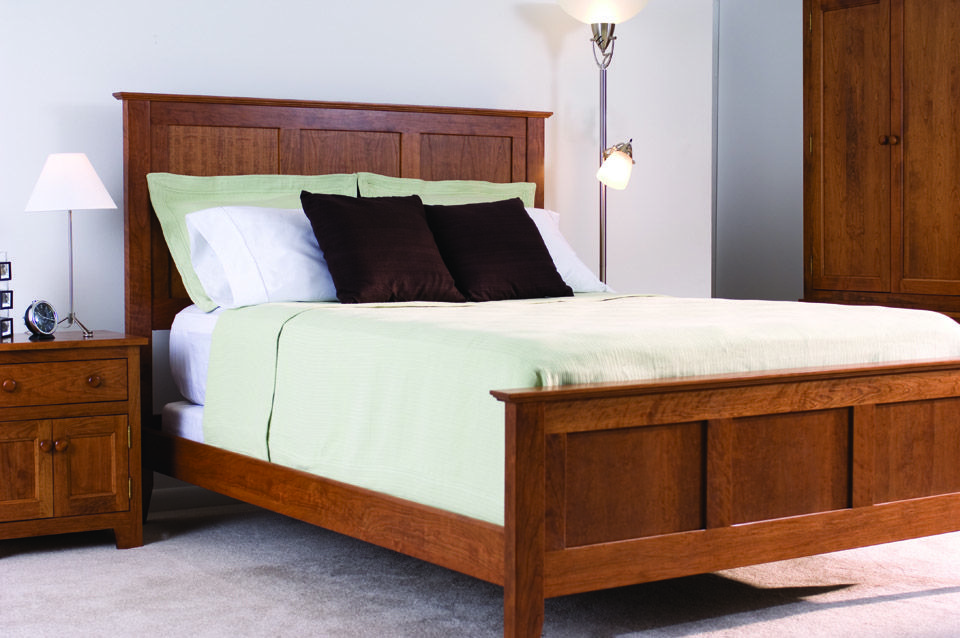 Earthly Basics Bedroom Furniture Bed Platform Arts