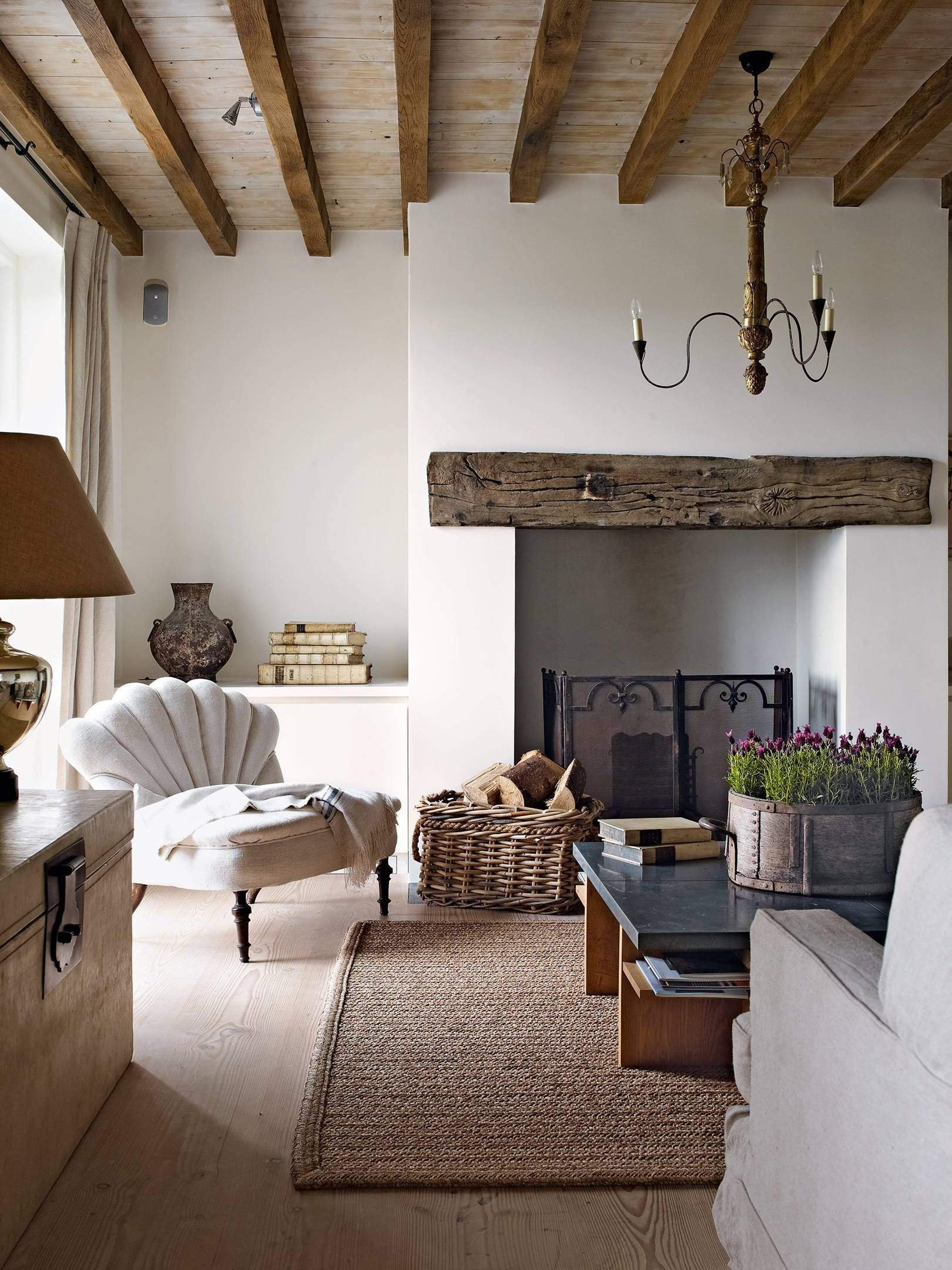 Photo of The pure, light-filled spaces of a Cornish house by Marion Lichtig