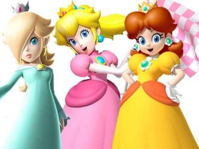Are Peach Daisy And Rosalina Sisters Nintendo Answers Princess Peach Mario Kart Super Princess Peach Super Princess