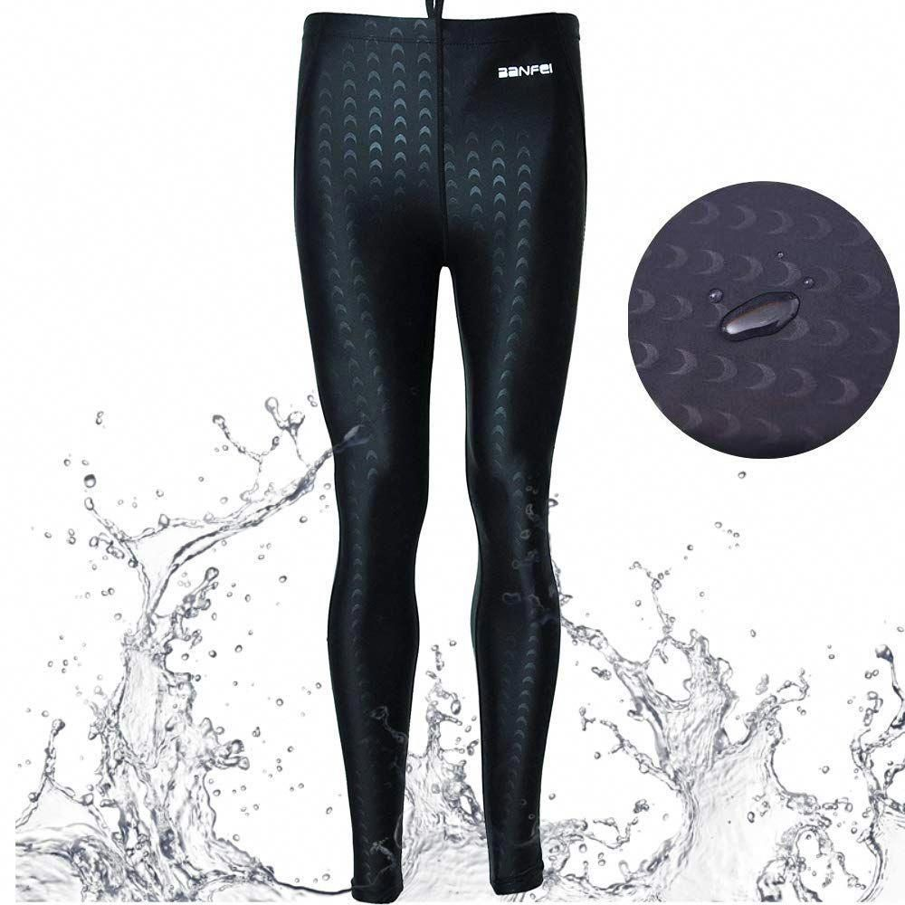 Lynddora Womens 2MM Neoprene Wetsuit Pants Diving Snorkeling Scuba Surf Canoe Pants