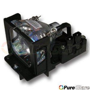 Pureglare Tlpl55 Projector Lamp For Toshiba Tlp 250 Tlp 250c Tlp 251 Tlp 251c Tlp 260 Tlp 260d Tlp 260m Tlp 261 Tlp 261d Tlp 2 Projector Lamp Lamp Bulb Toshiba