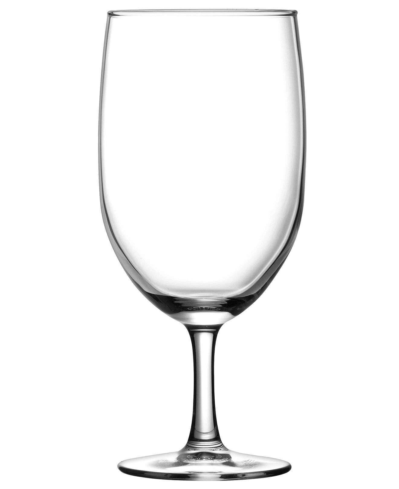 bfba3069eab Luminarc Glassware, Set of 12 Alto Iced Beverage Glasses - Glassware ...