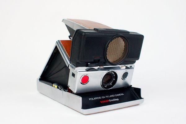 Limited Edition Polaroid SX-70 *want*