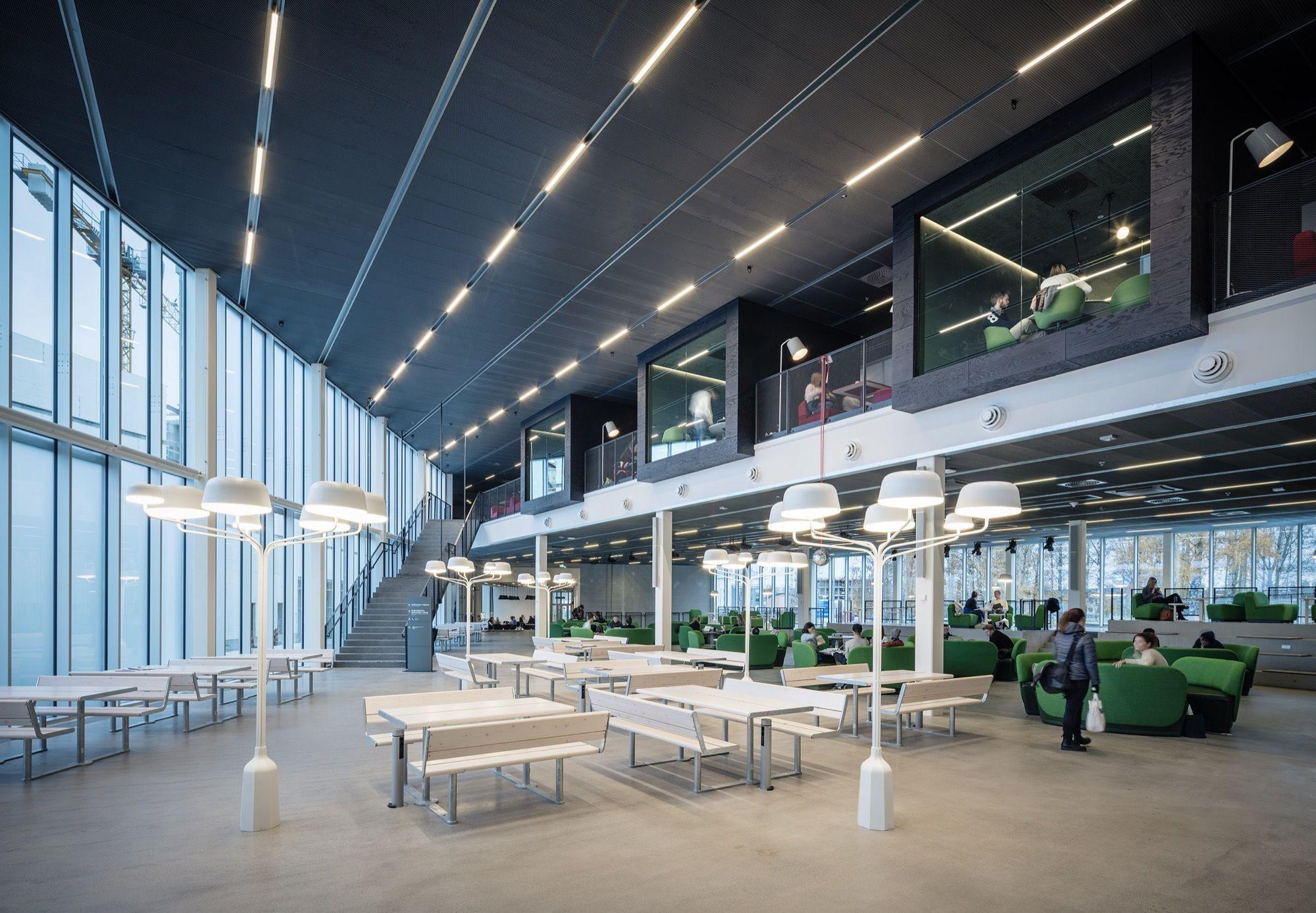 Gallery Of Campus örebro Nova House Juul Frost Architects 5