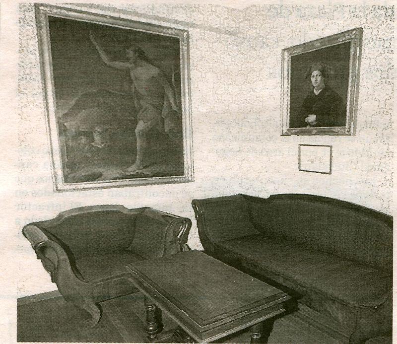 Casa de D. Lope siglo XVIII