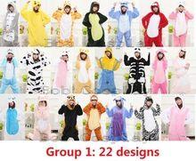 51f4d12aba44ea Engraçado adulto animais onesies pijama para adultos mulheres pijama ...