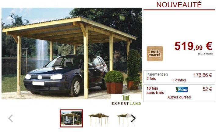 car port pas cher amazing arche de jardin leroy merlin. Black Bedroom Furniture Sets. Home Design Ideas