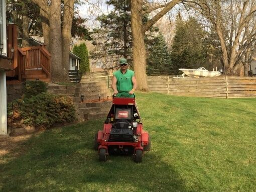 Providing a lawn care service better known as core aeration for a lawn providing a lawn care publicscrutiny Image collections