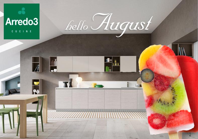 Pin di arredo3 su cucine momenti speciali kitchen for Mobili federici