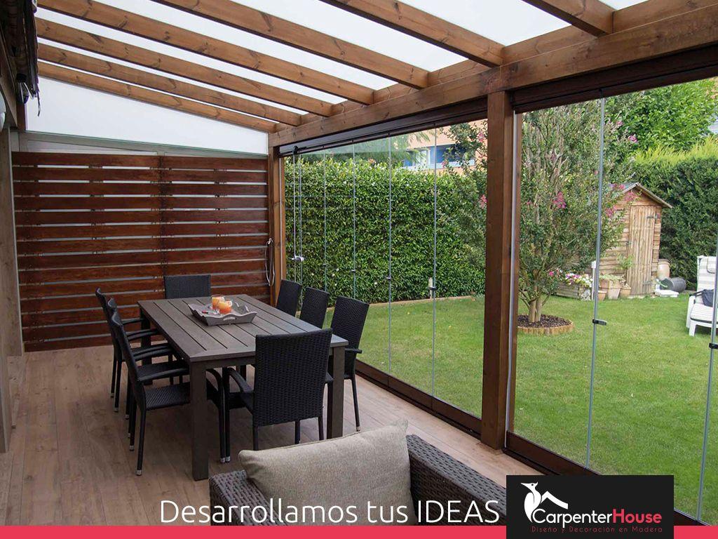 TERRAZAS-CARPENTERHOUSE-27 | Home | Pinterest | Pergolas, Patios and ...