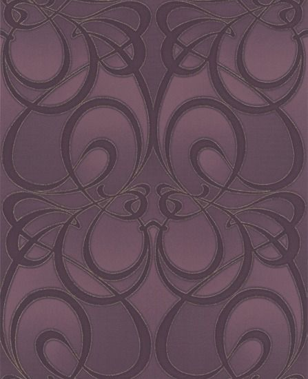 Jazz Plum Wallpaper From Www Grahambrown Com Geometric