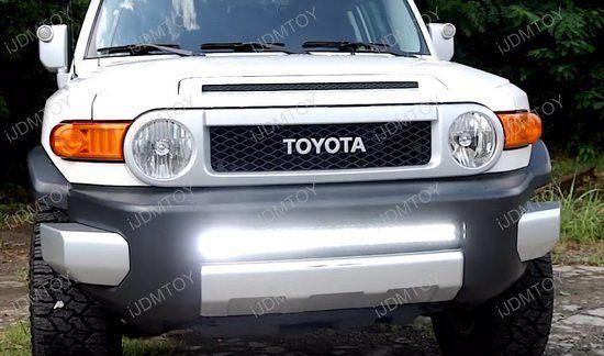 Toyota fj cruiser led light bar 15g 550324 fj cruiser toyota fj cruiser led light bar 15g mozeypictures Image collections