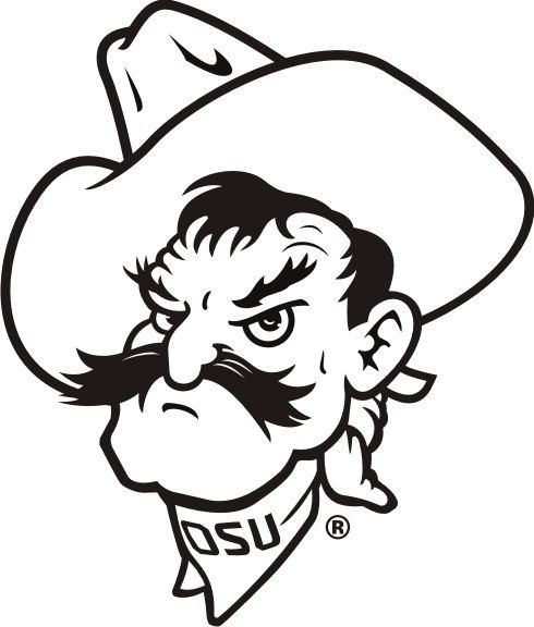 university of oklahoma coloring pages - photo#13