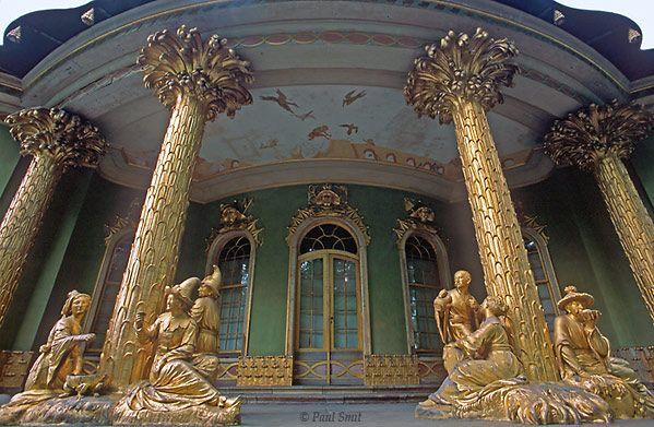 Chinese House-Sanssouci Park