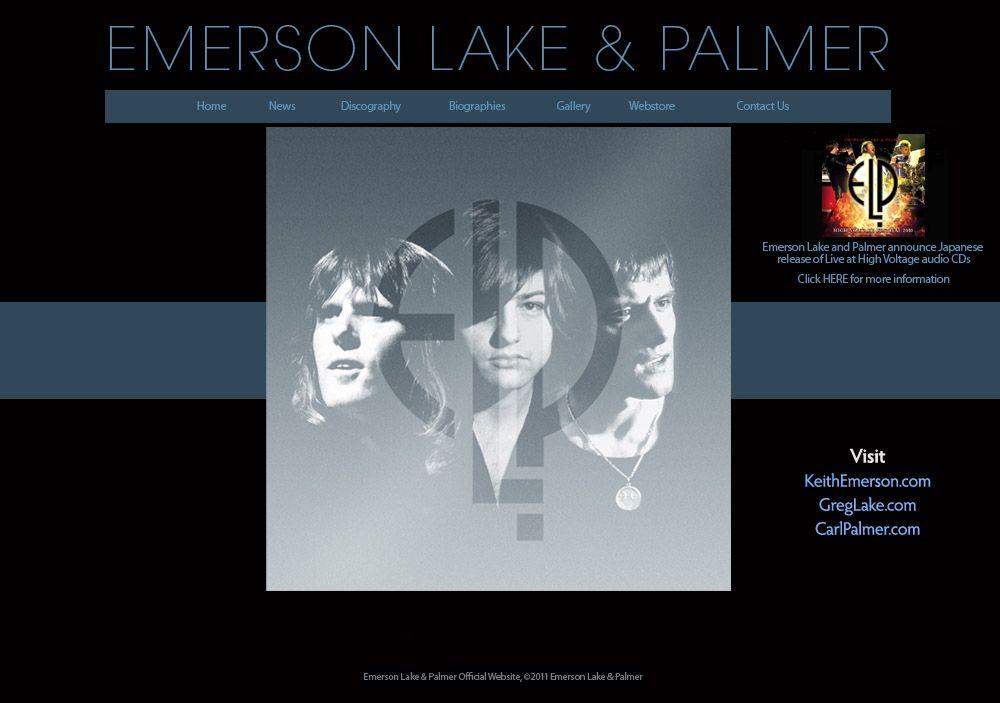 Emerson Lake & Palmer, Greg Lake