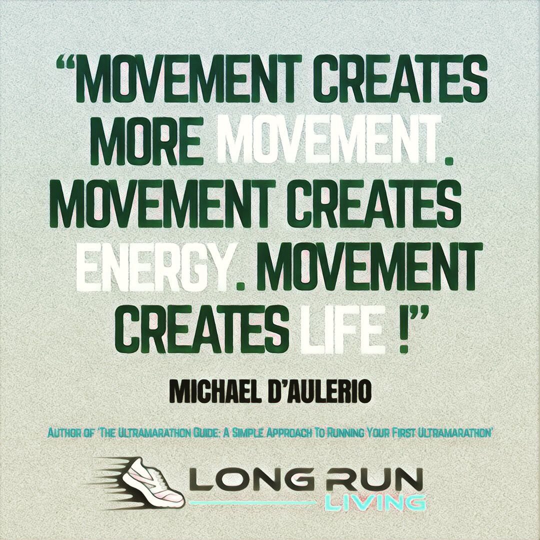 Movement Quotes Movement creates more MOVEMENT. Movement creates ENERGY. Movement  Movement Quotes