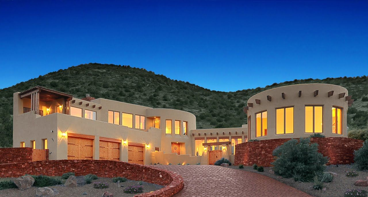 Sedona Luxury Green Home, Amazing Red Rock Views, backed to Nat\'l ...