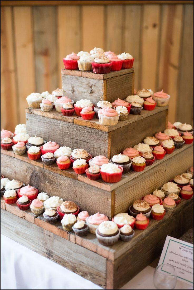 Diy Cake Stands For Wedding With Images Wooden Wedding Cake