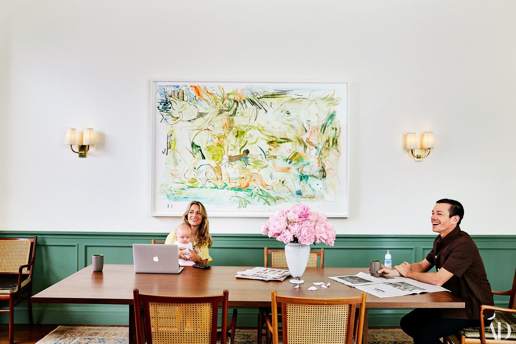 At Home With Charlotte Ronson And Nate Ruess In Manhattan
