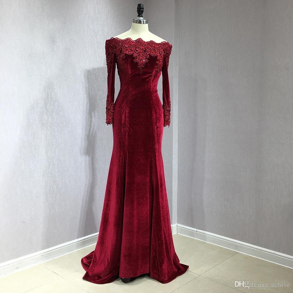 Abendkleider Samt – Valentins Day in 11  Abendkleid, Langes