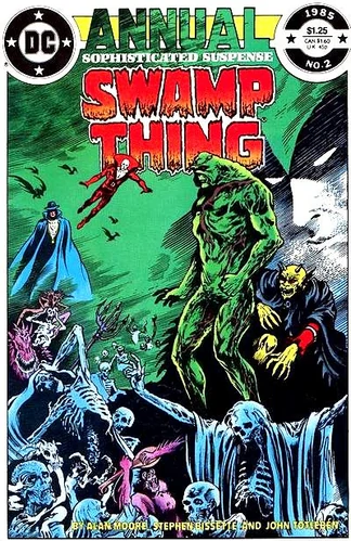 Swamp Thing Annual Vol 2 2 | DC Database | FANDOM powered by Wikia #swampthing Swamp Thing Annual Vol 2 2 | DC Database | FANDOM powered by Wikia #swampthing