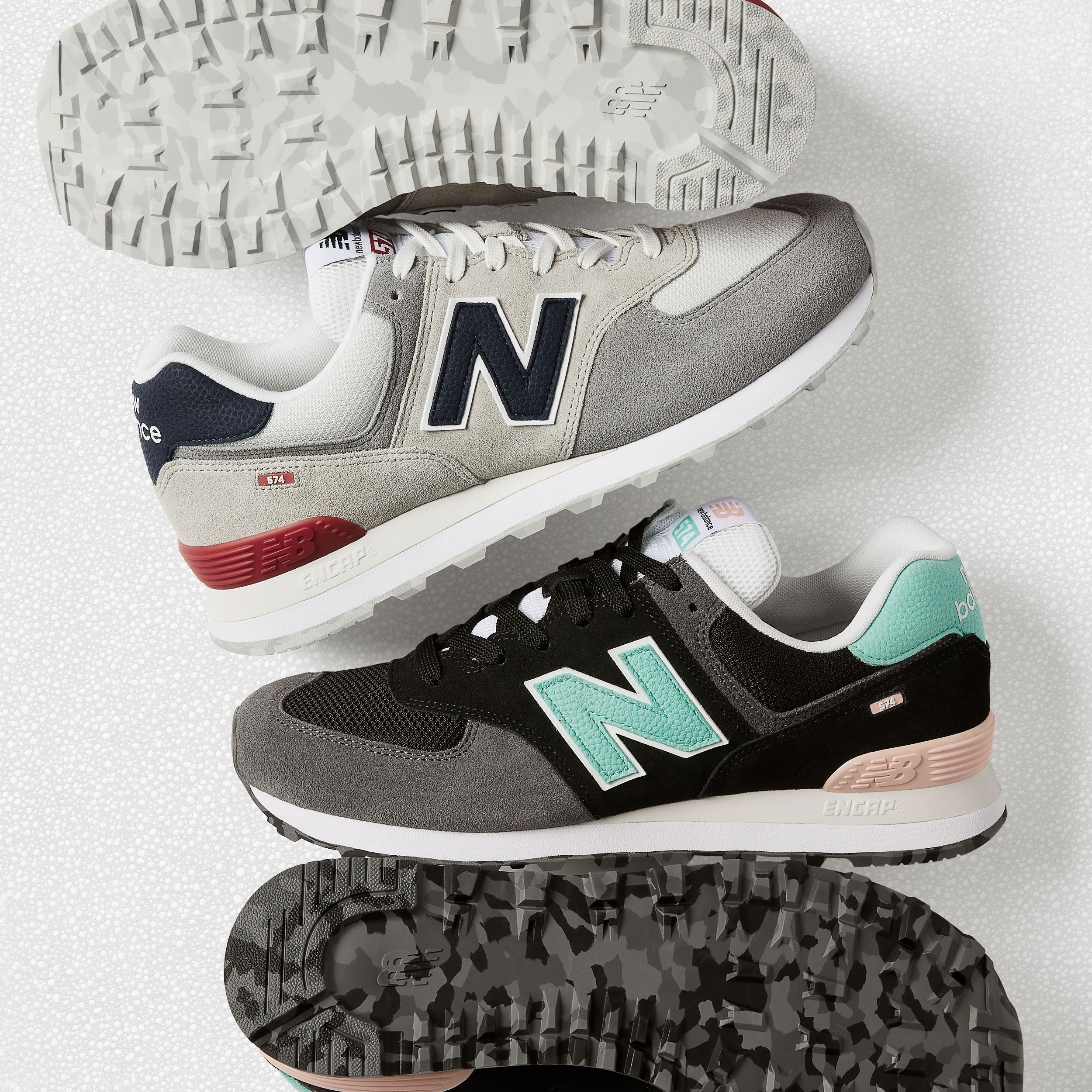 buy popular 32e2a 48b05 The premium materials and craftsmanship you expect from New Balance come  together to create this subtle textural twist on ...