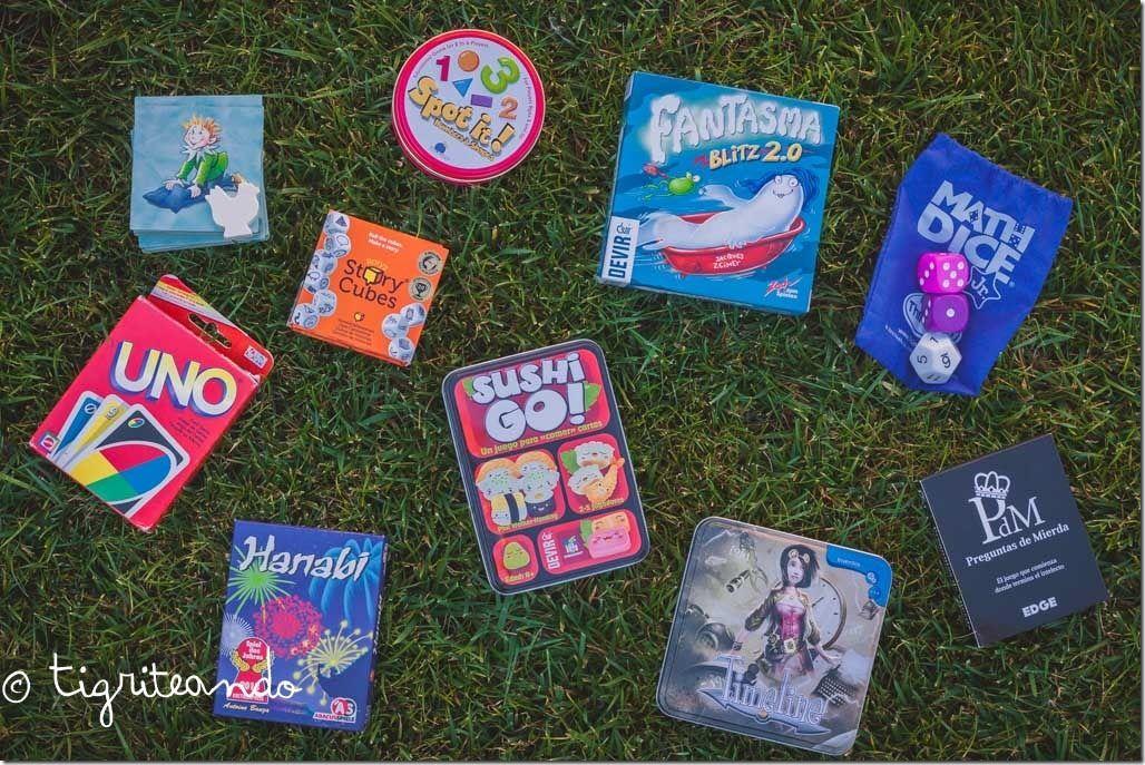 10 Juegos De Viaje Para Ninos Y Adultos Tigriteando