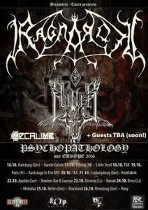 Long Live The Loud 666: RAGANAROK PSYCHOPATHOLOGY TOUR EUROPE 2016