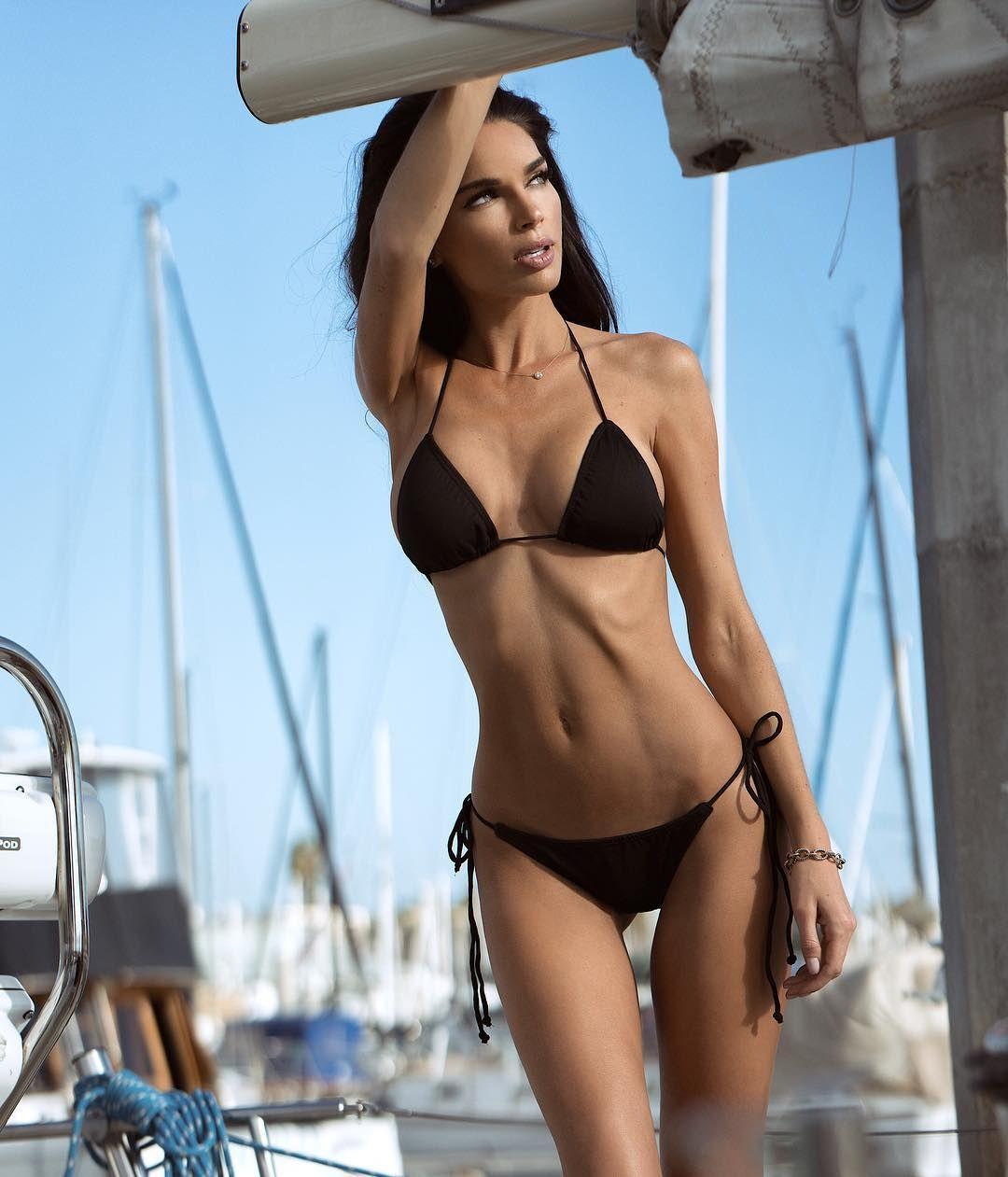 most beautiful bikini models