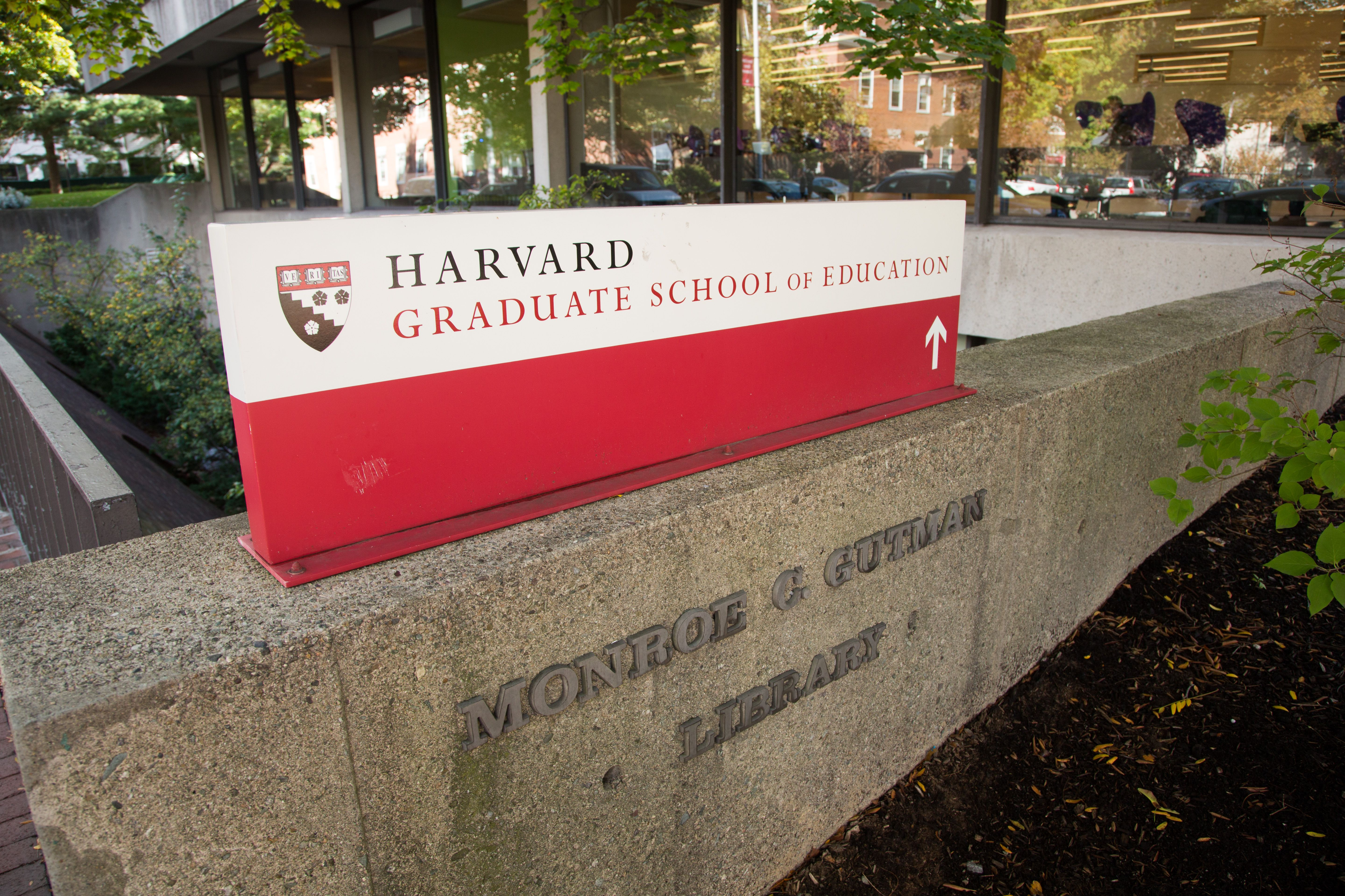 Harvard School Of Education >> Harvard Graduate School Of Education Gutman Library Hgse