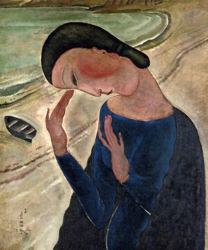 Leonard Tsuguharu Foujita「La Vie」(1917)