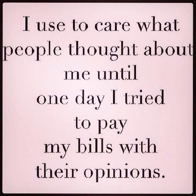 Love this quote - so true!