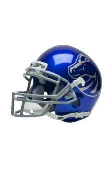 Boise State Broncos Royal Rival Mini Helmet