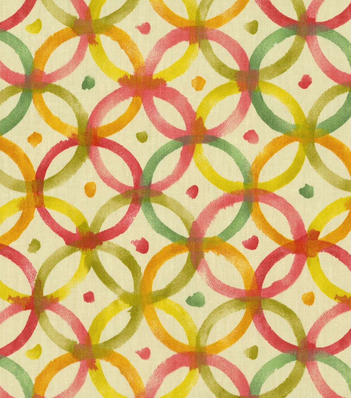 Home Dec Print Fabric Waverly Screen Gem Poppy At Joann Com Printing On Fabric Home Decor Fabric Fabric Decor