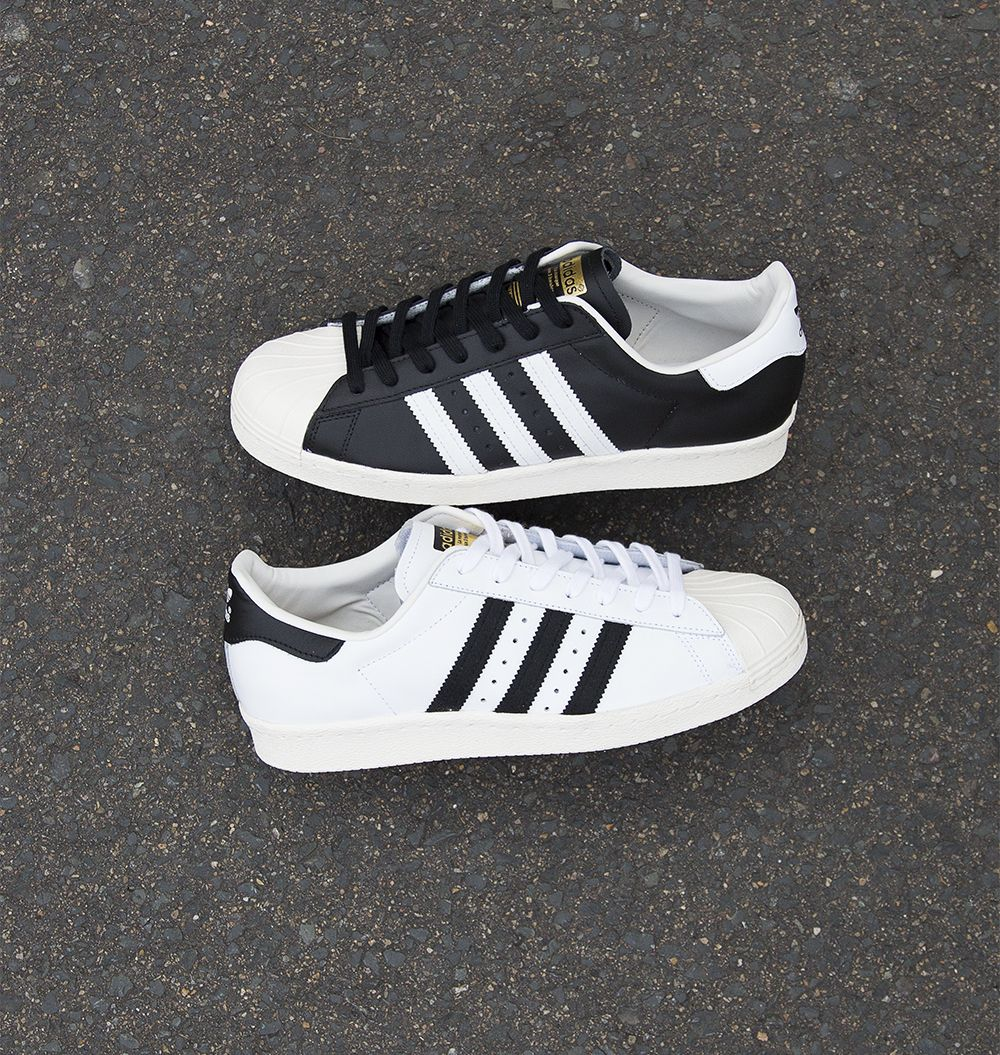 ADIDAS ORIGINALS SUPERSTAR 80s Disponible chez HYPE DC  Available at HYPE DC