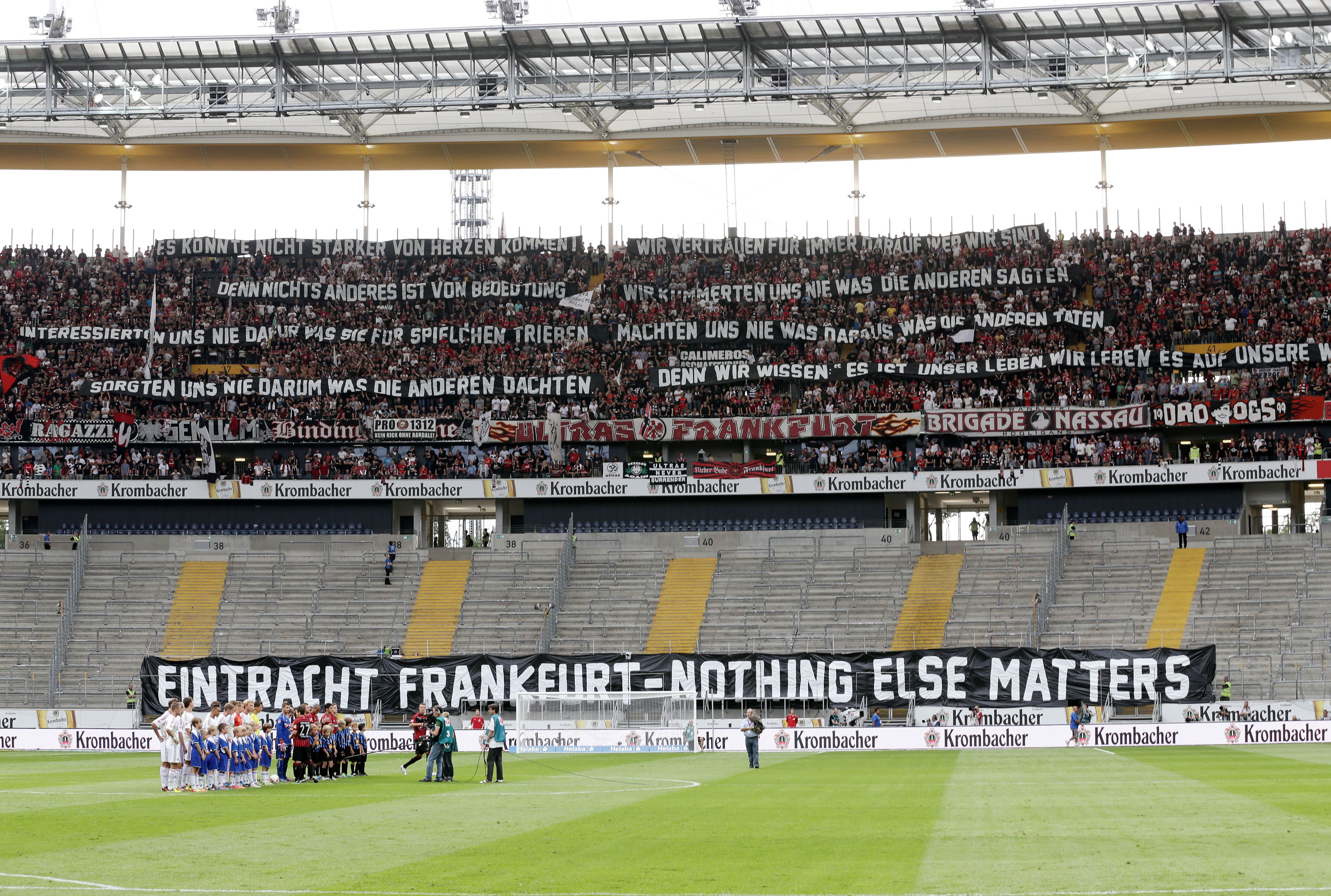 eintracht frankfurt stadion tour