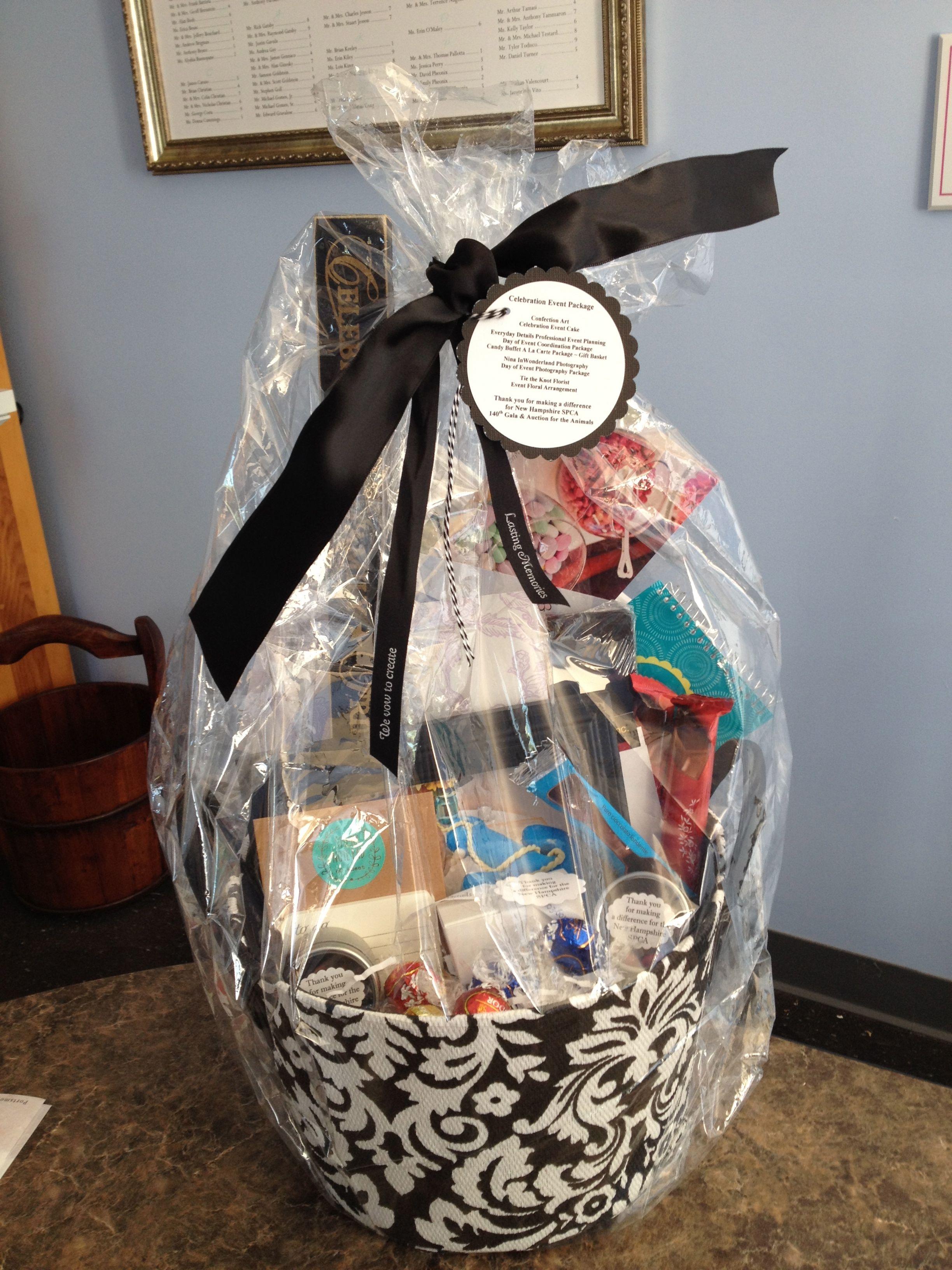 Everyday Details Gift Basket for Super Silent Auction at NH SPCA & Everyday Details Gift Basket for Super Silent Auction at NH SPCA ...