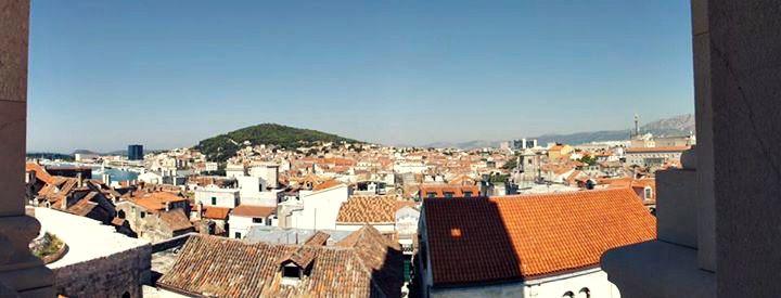 Split, Croatia. August 2013