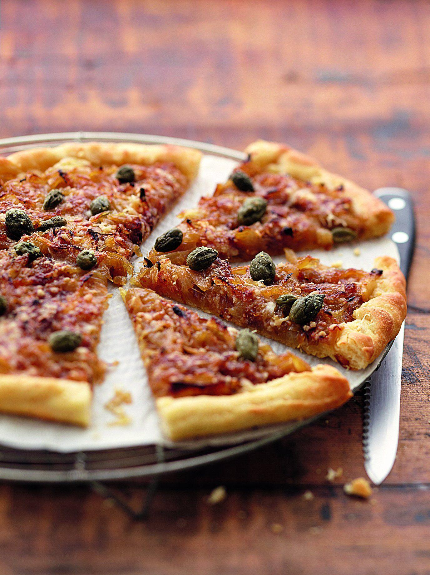 Épinglé sur Pizza