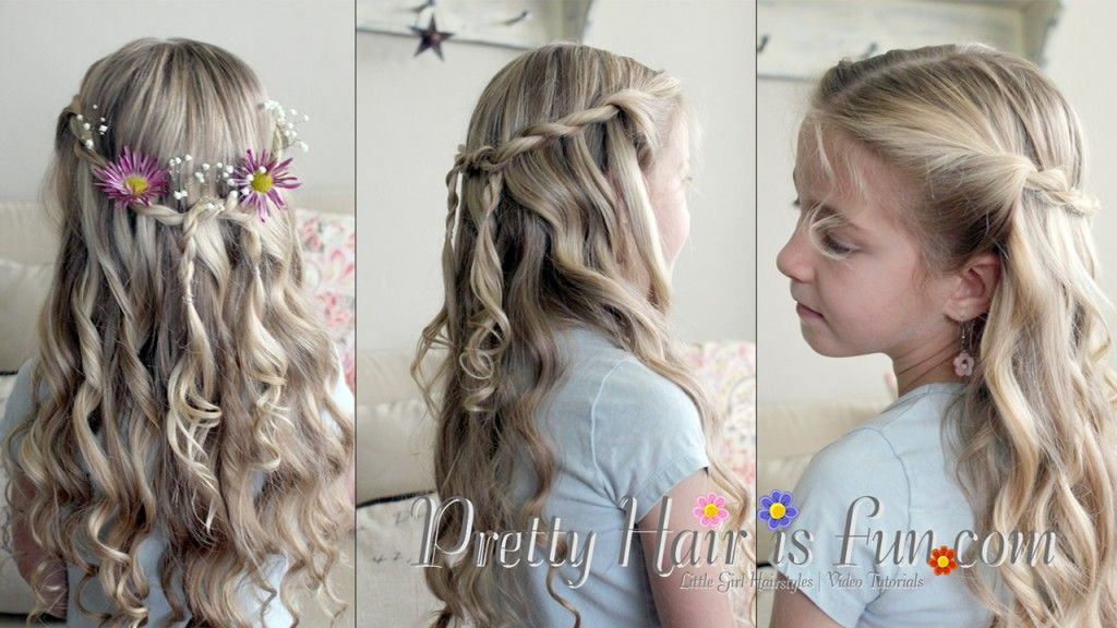 Girls Hairstyles Princess Auroras Hairstyle From Disneys Maleficent