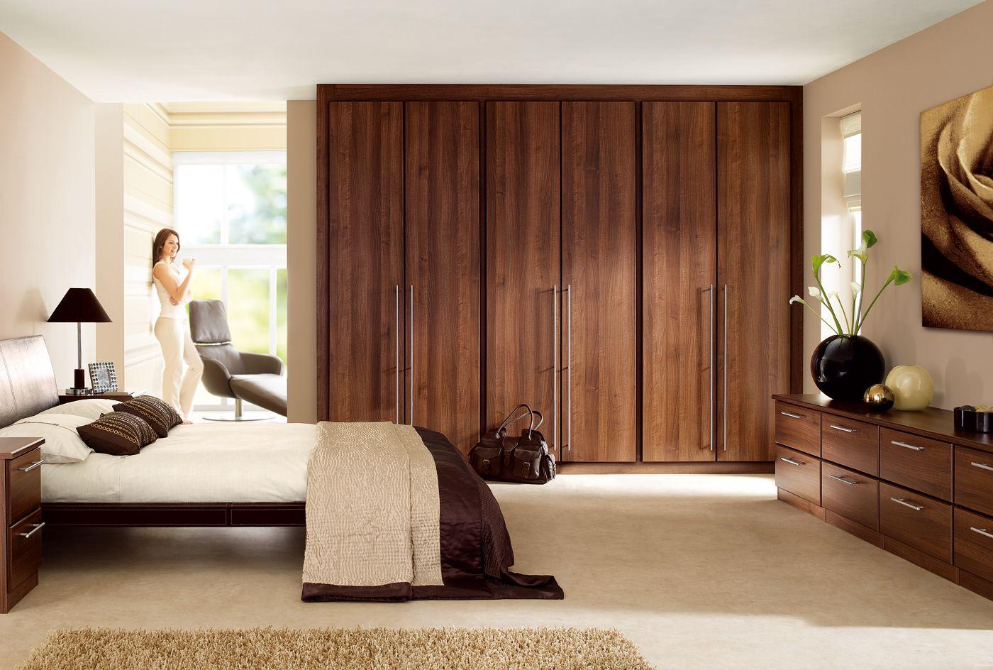 Bedroom Almirah Interior Designs Inspiration Malmowalnut 1400×944  Bedroom  Pinterest  Bedrooms Inspiration Design