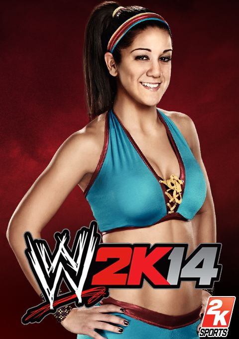 Bayley Nxt Divas Pamela Martinez Professional Wrestling